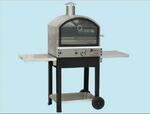Barbecue gas GDLC forno pronto